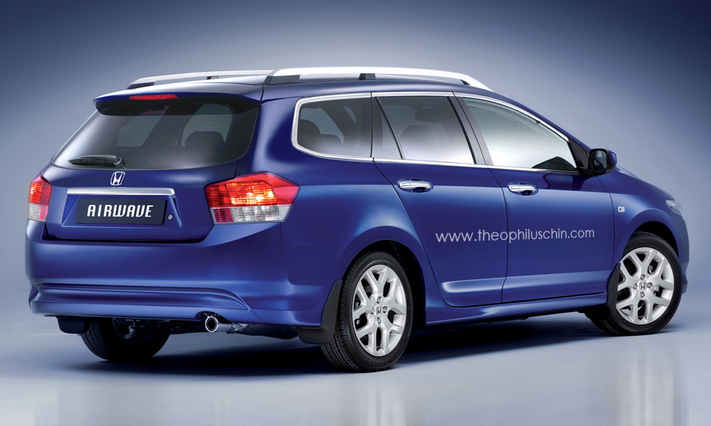 Honda AIRwave 2014 photo - 1