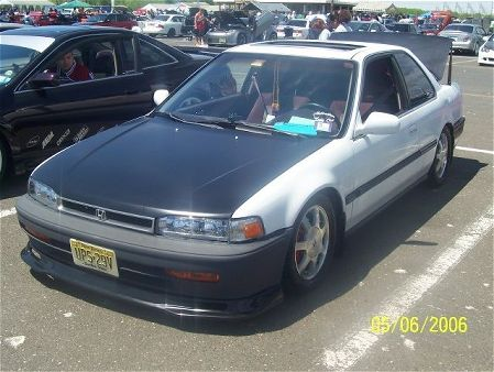 1990 accord review