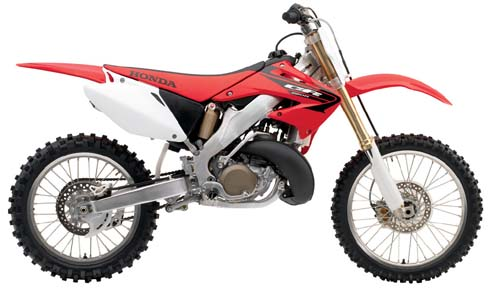 Honda CR 2005 photo - 3