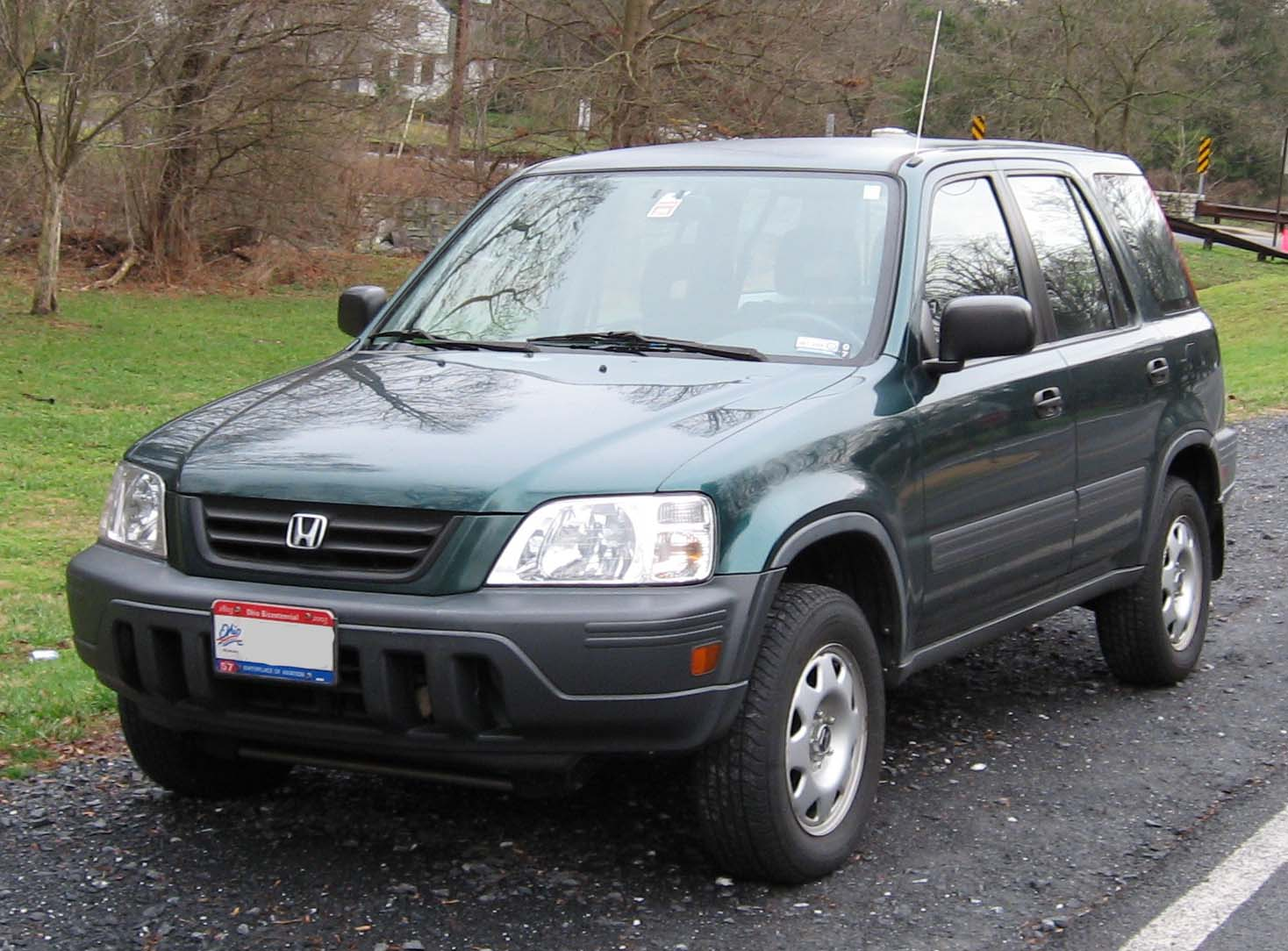 Honda CR-V 1995 photo - 1