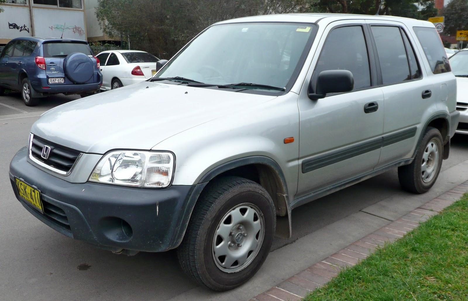 Honda CR-V 1995 photo - 3