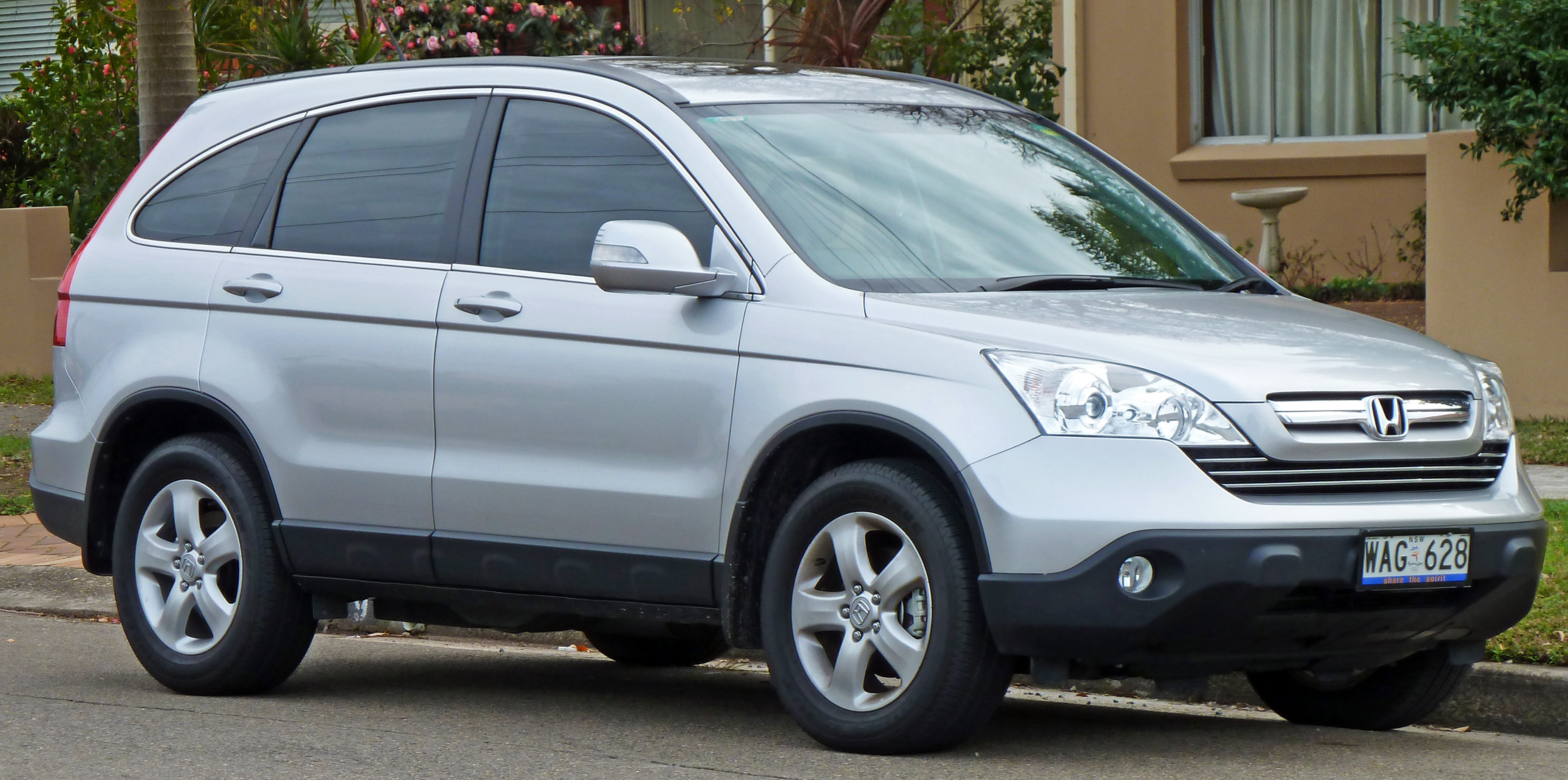 Honda CR-V 2010 photo - 2