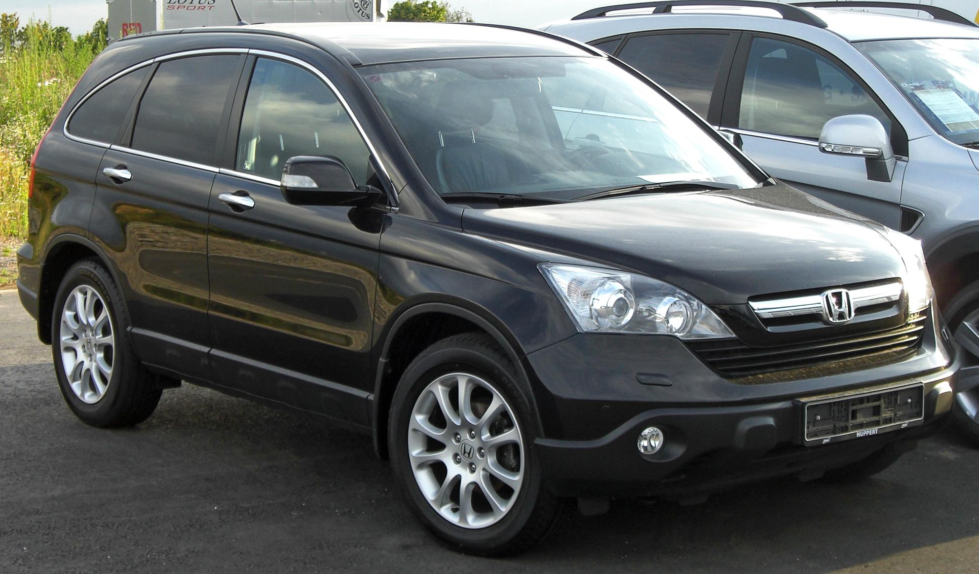 Honda CR-V 2010 photo - 3