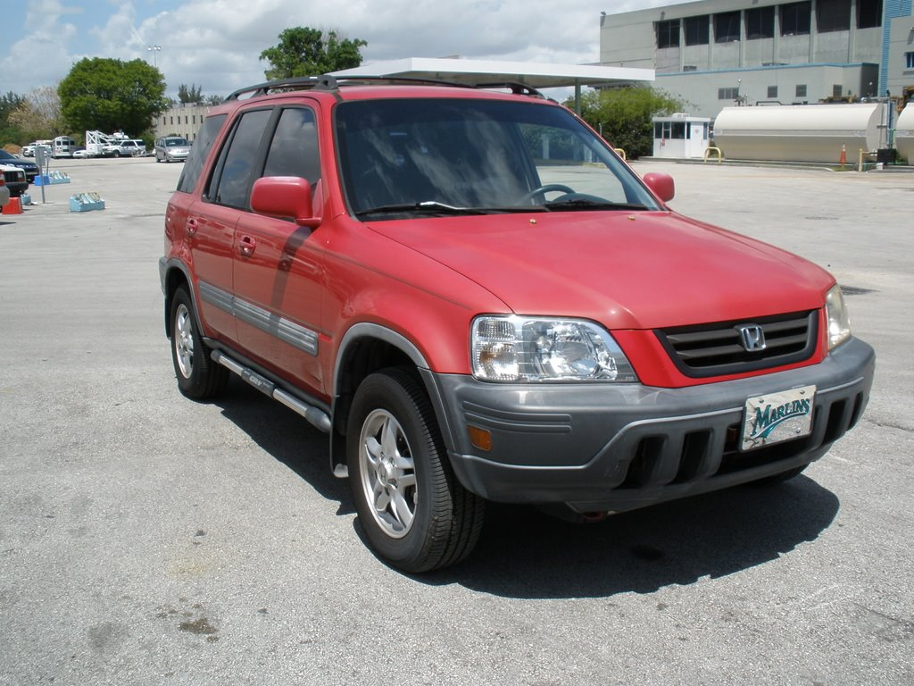 Honda Crv 1999 >> Honda CRV 1994: Review, Amazing Pictures and Images – Look at the car