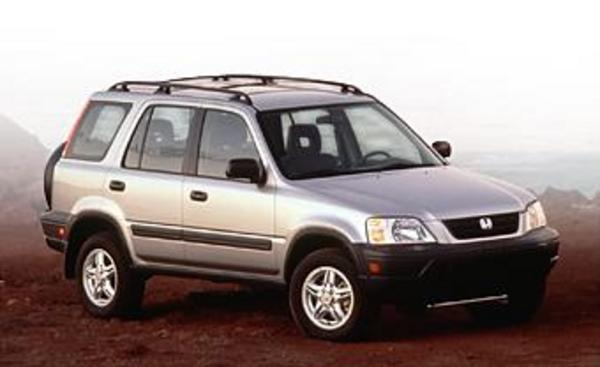 Honda crv 1997 photo - 2