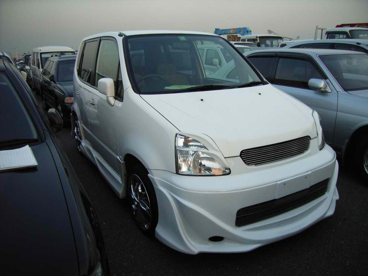 Honda Capa 2000 photo - 2