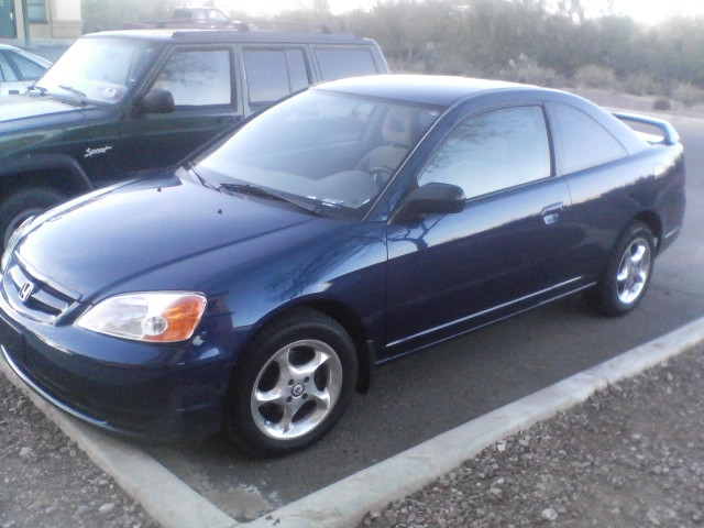 Honda Civic 2002 Photo   1