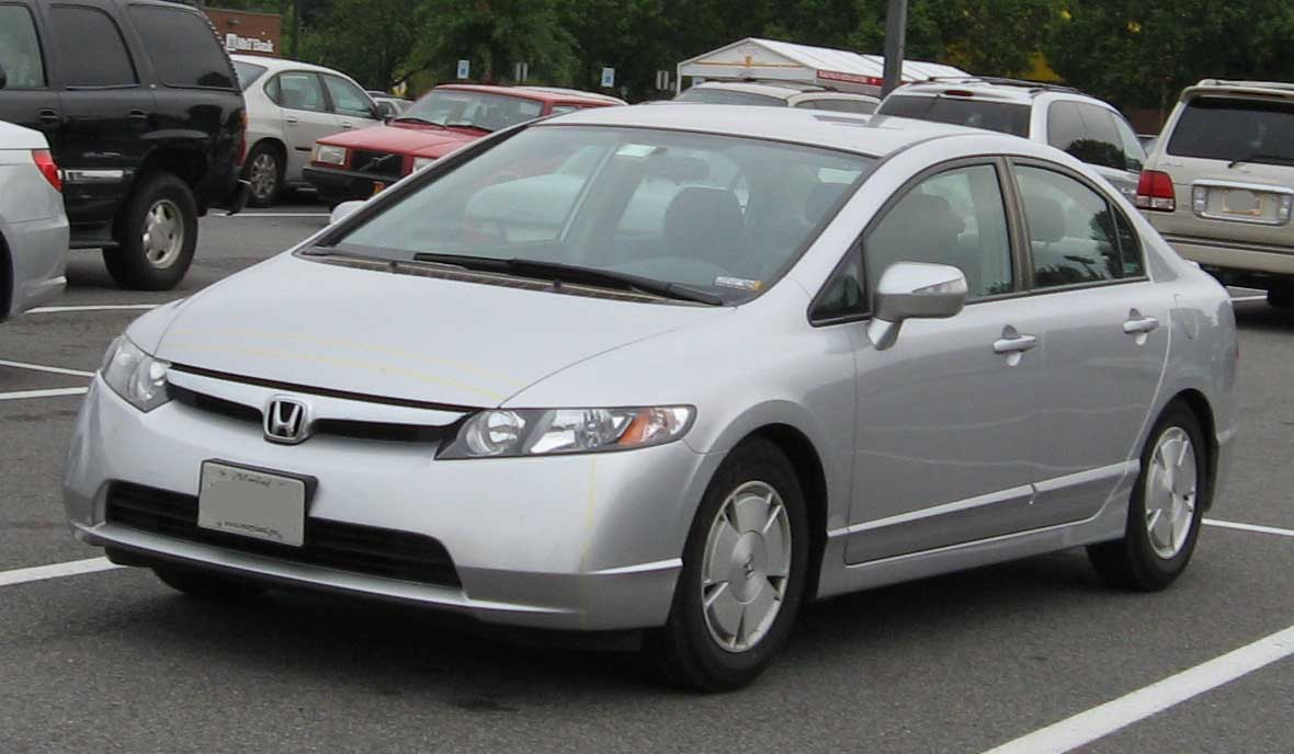 Honda Civic 2006 photo - 2