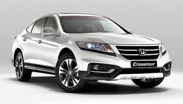 Honda Crossroad 2014 photo - 2
