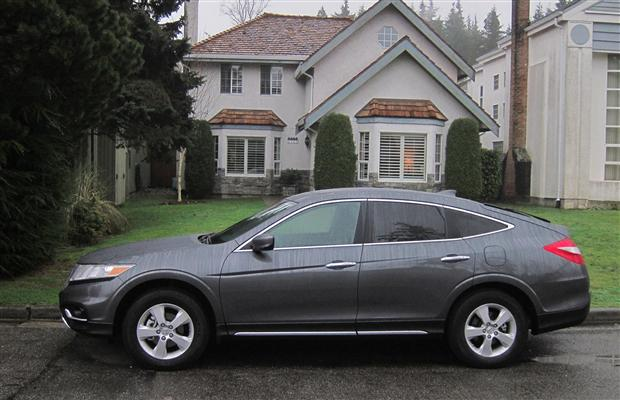 Honda Crosstour 2014 photo - 3
