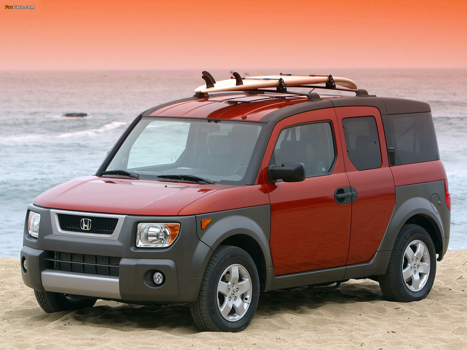Honda Element 2003 photo - 1