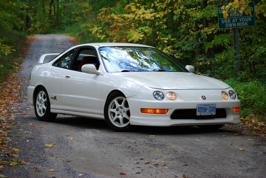 Honda Integra 1994 photo - 2