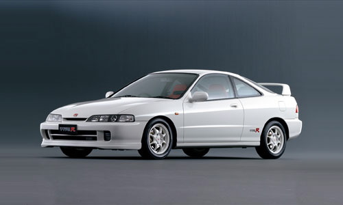 Honda Integra 1995 photo - 3