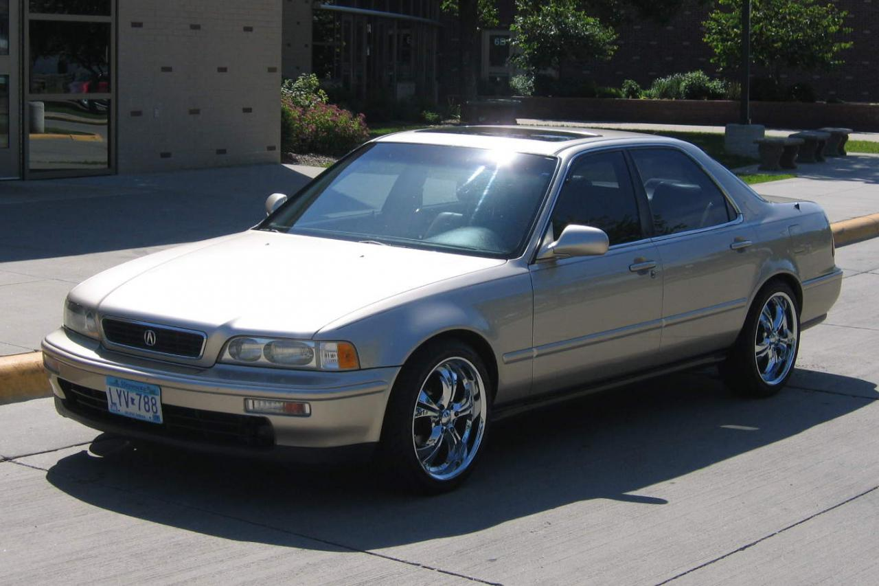 Honda Legend 1994 photo - 3