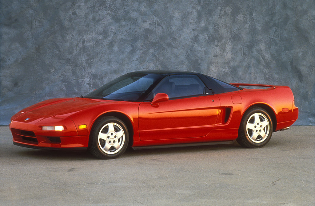 Honda NSX 1992 photo - 3
