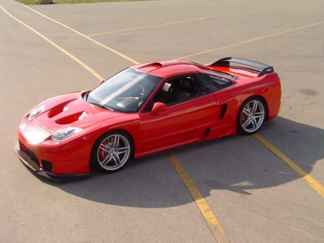 Honda NSX 2010 photo - 1