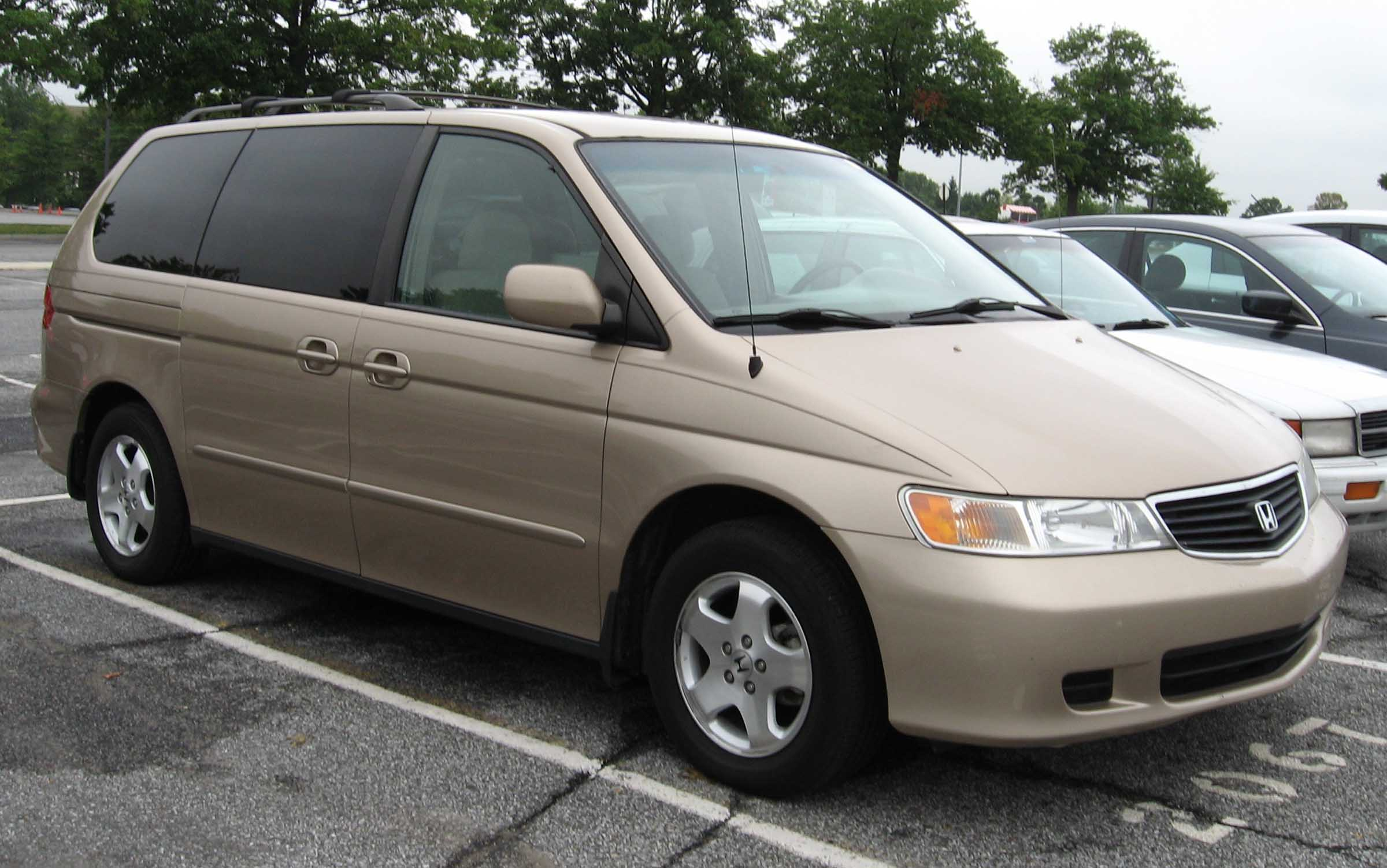 Attractive Honda Odyssey 2001 Photo   1