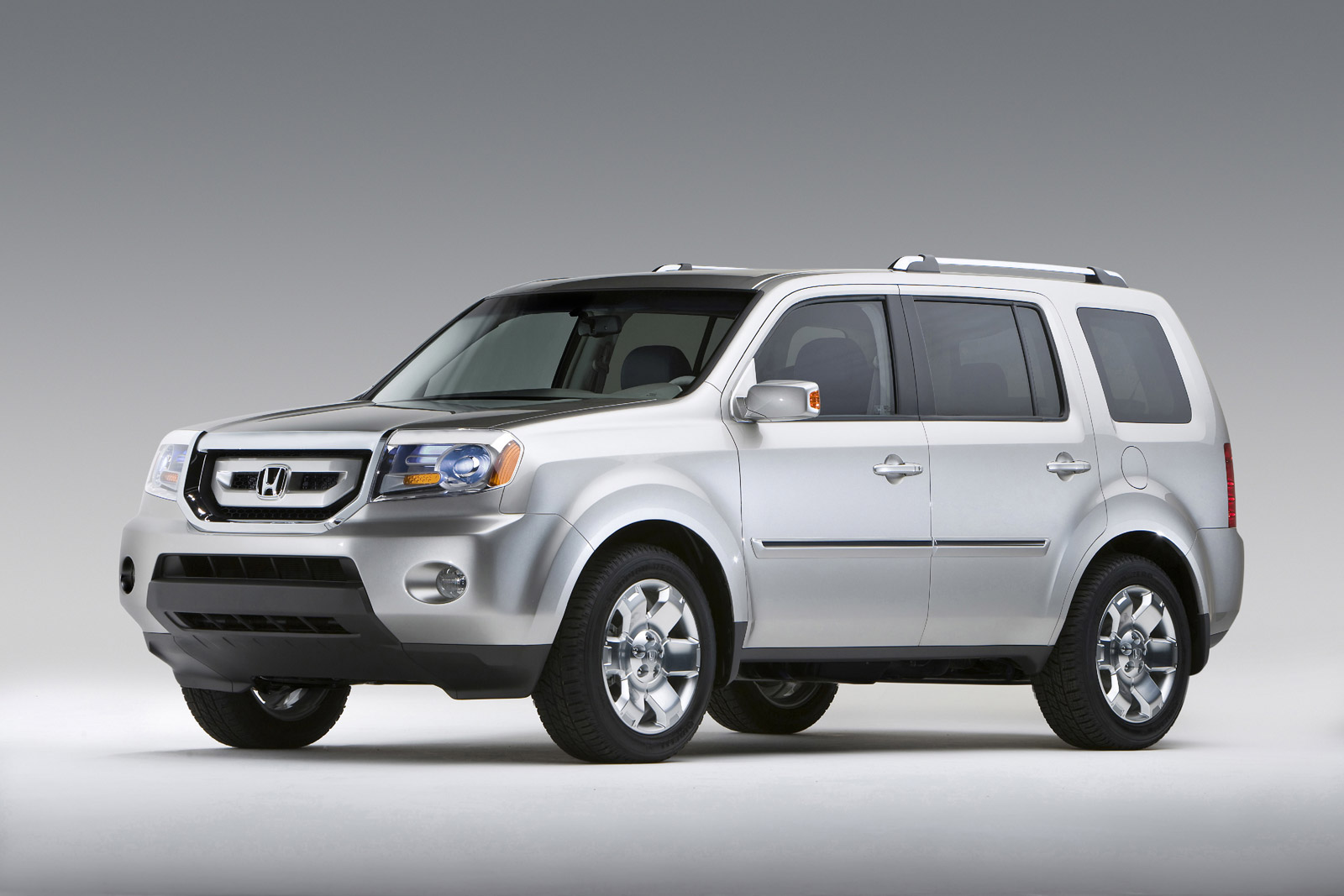 Honda Pilot 2009 Review Amazing Pictures And Images Look At The Car