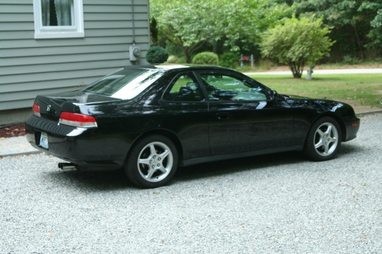 Honda Prelude 2001: Review, Amazing Pictures and Images – Look at ...