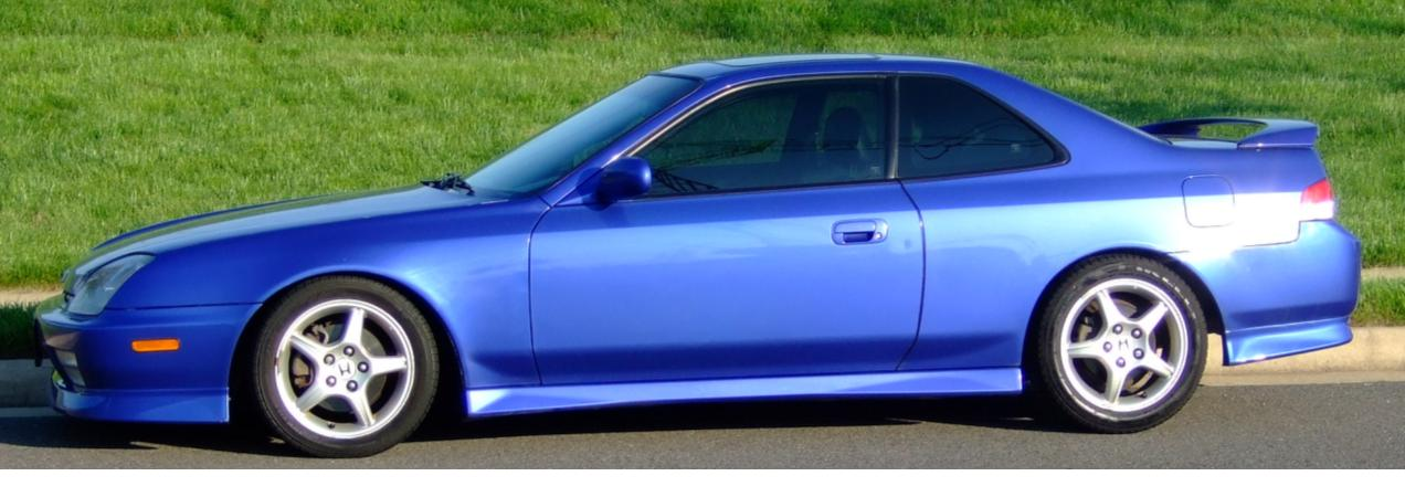 Honda Prelude 2003: Review, Amazing Pictures and Images – Look at ...