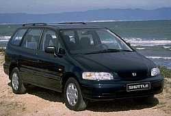 Honda Shuttle 1998 photo - 2