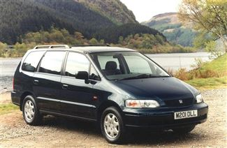 Honda Shuttle 1998 photo - 3
