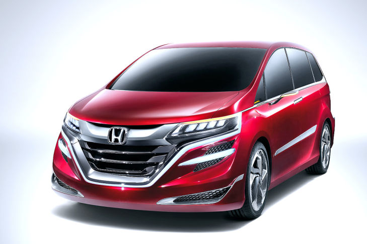 Honda Stream 2013 photo - 3