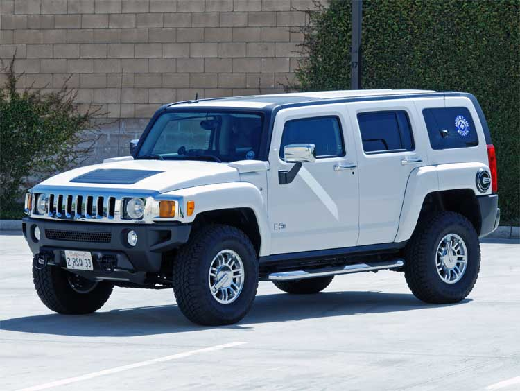 Hummer H3 2006 Review Amazing Pictures And Images Look At The Car