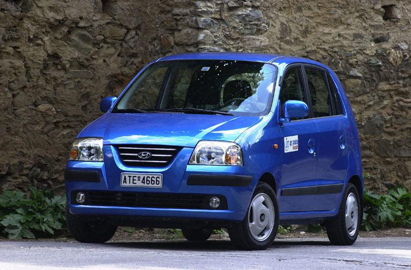 Hyundai Atos 2001: Review, Amazing Pictures and Images ...