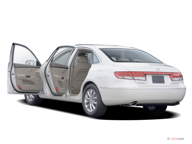 Hyundai Azera 2007 Review Amazing Pictures and Images Look at