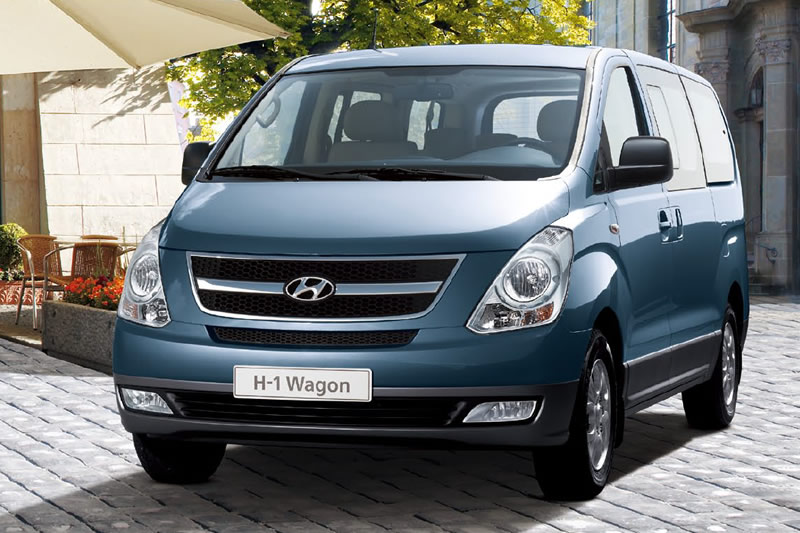 Hyundai H1 2015: Review, Amazing Pictures and Images ...