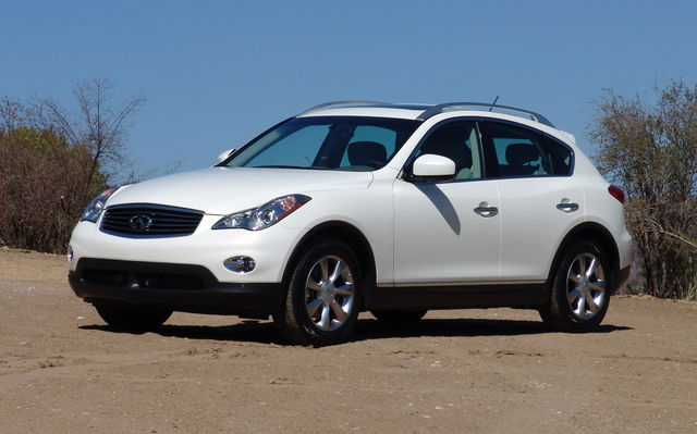 Infiniti EX35 2013 Review Amazing Pictures and Images  Look at