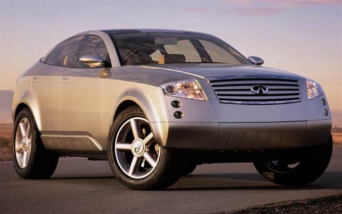 Infiniti Fx45 2014 Review Amazing Pictures and Images  Look at