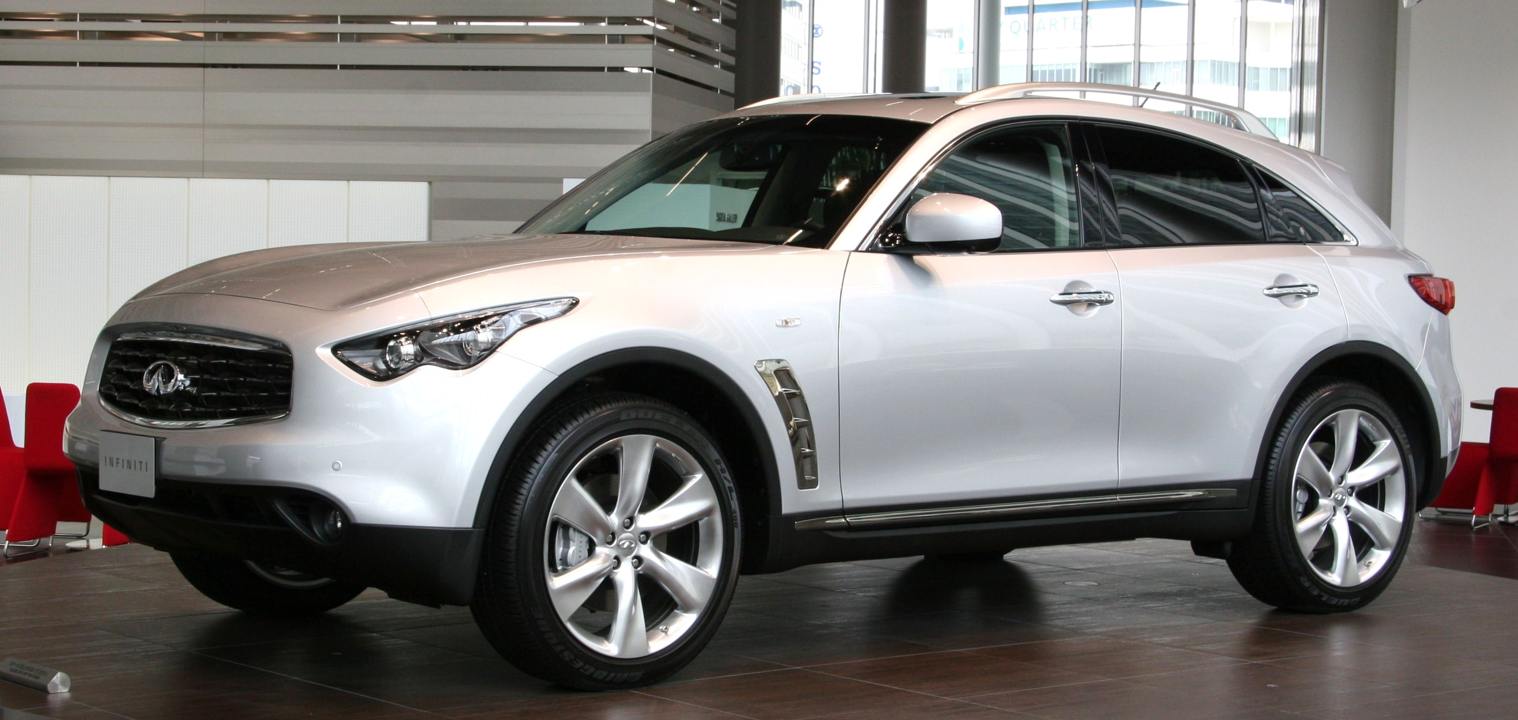 Infiniti Fx45 2015 Review Amazing Pictures And Images