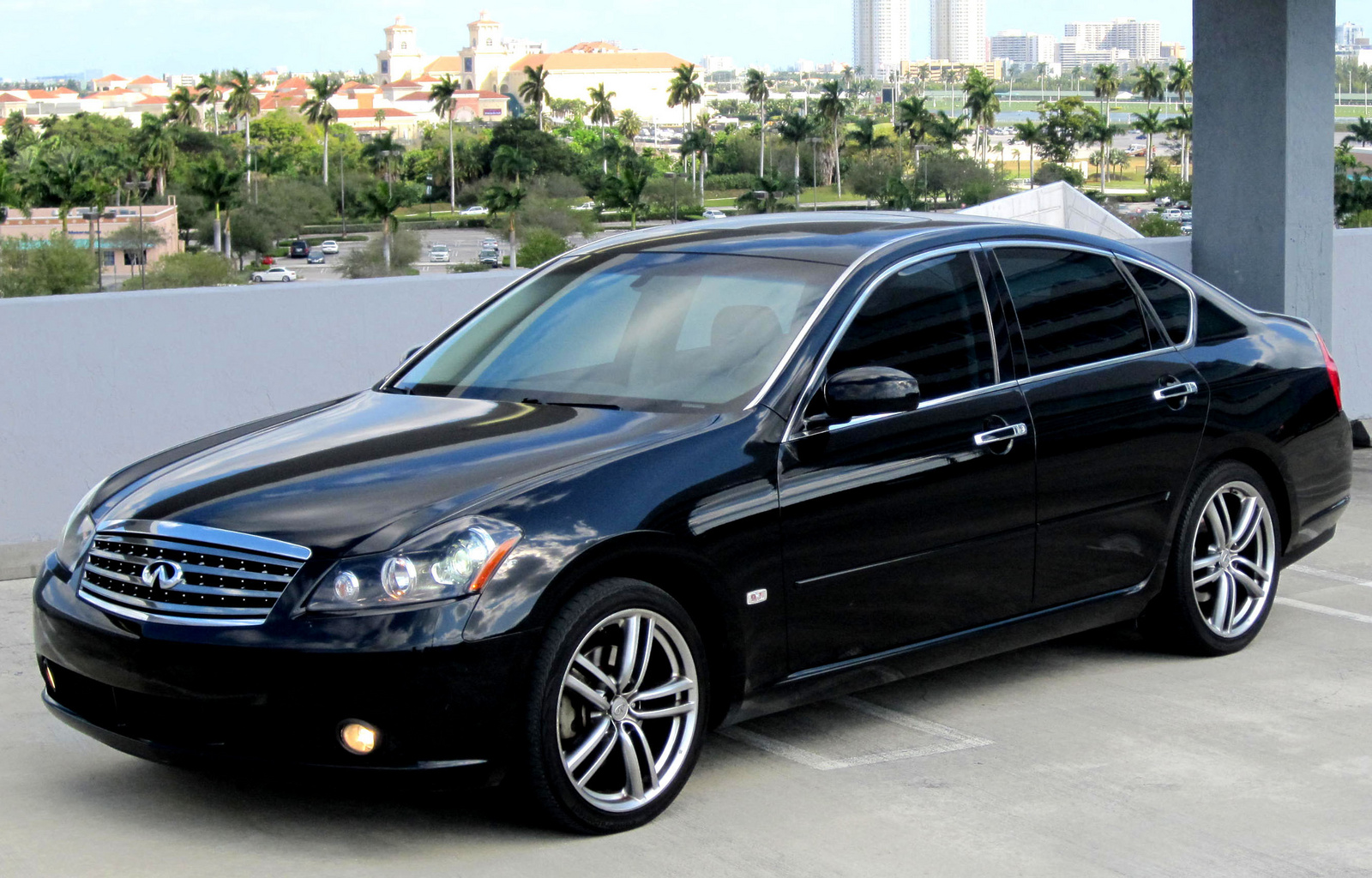 Infiniti M35 2006 Review Amazing Pictures And Images