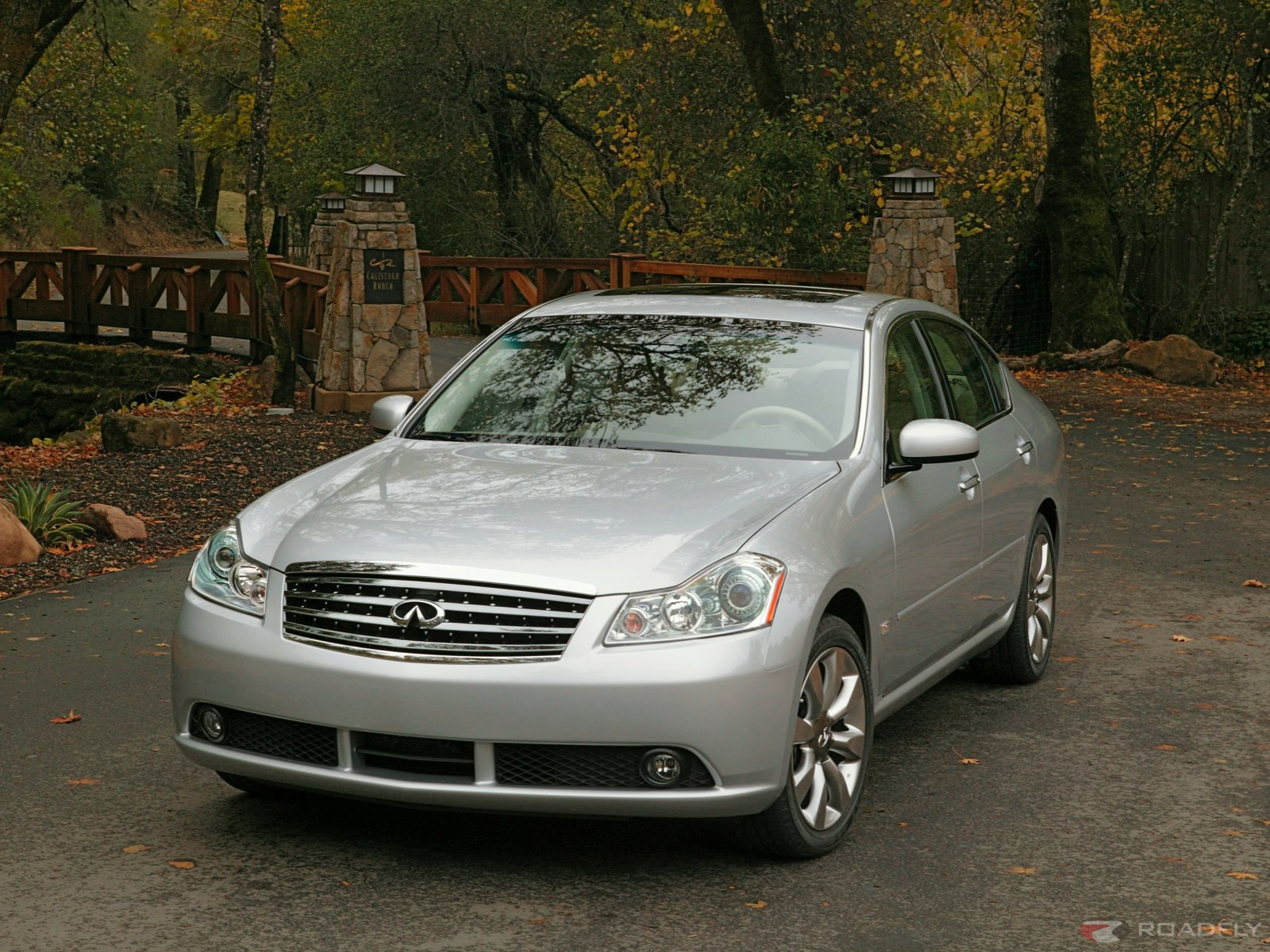 Infiniti M35x 2007 Review Amazing Pictures And Images