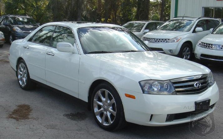 Infiniti M45 2005 Review Amazing Pictures And Images Look At The Car