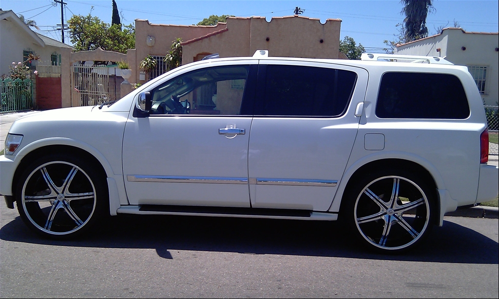 Infiniti Qx56 2005 Review Amazing Pictures And Images Look At