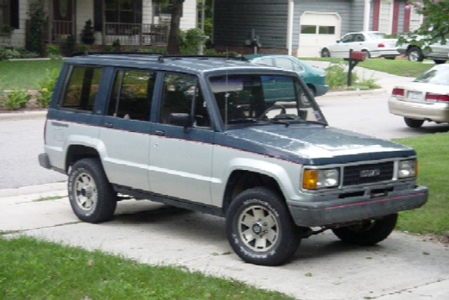 Isuzu Trooper 1998 Review Amazing Pictures And Images Look At