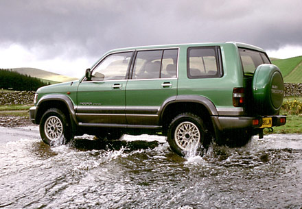 Isuzu Trooper 2005 Review Amazing Pictures And Images Look At