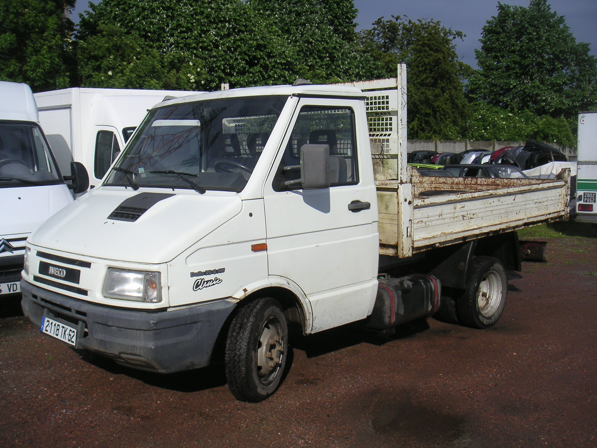 Iveco Daily 1997 photo - 2