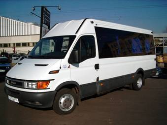 Iveco daily 2000 photo - 1