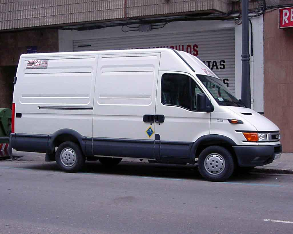 Iveco daily 2001 photo - 3