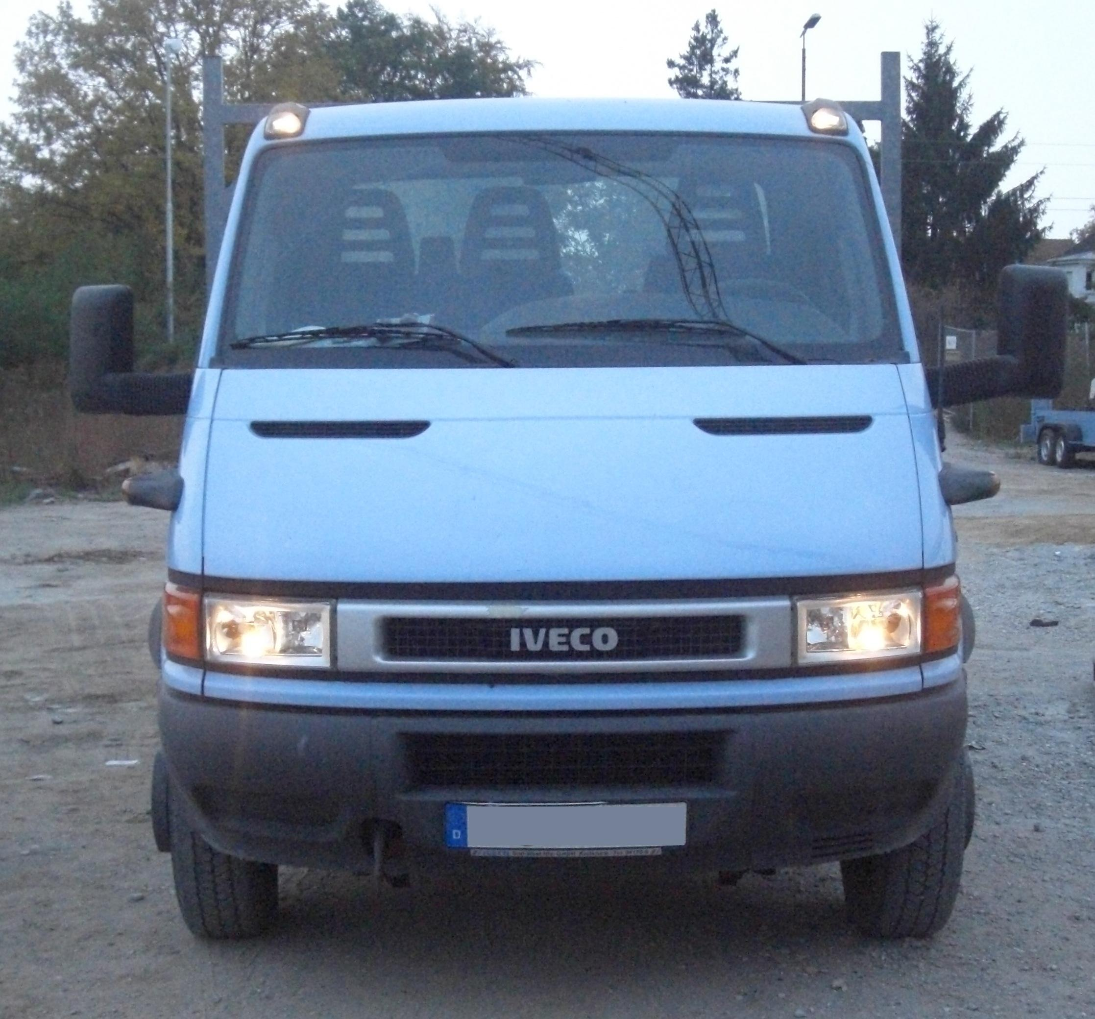Iveco daily 2007 photo - 1