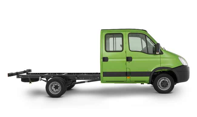 Iveco daily 2010 photo - 1