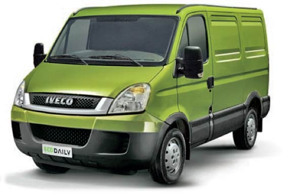 Iveco Daily 2011 photo - 1