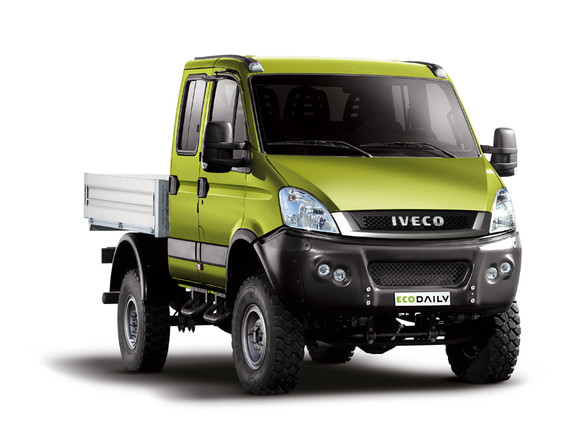 Iveco Daily 2011 photo - 3