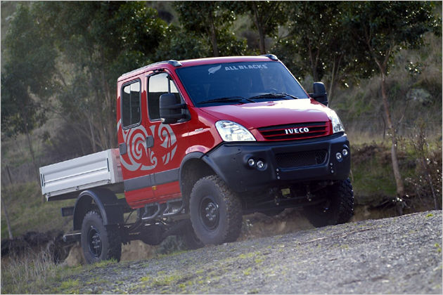 Iveco Massif 2015 photo - 2