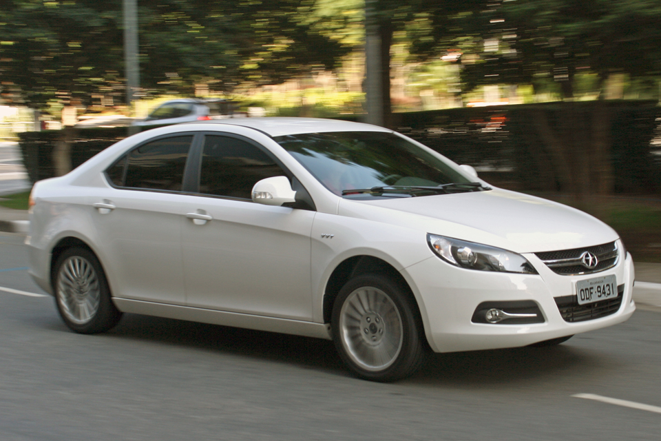Jac J5 2014: Review, Amazing Pictures and Images   Look at the car