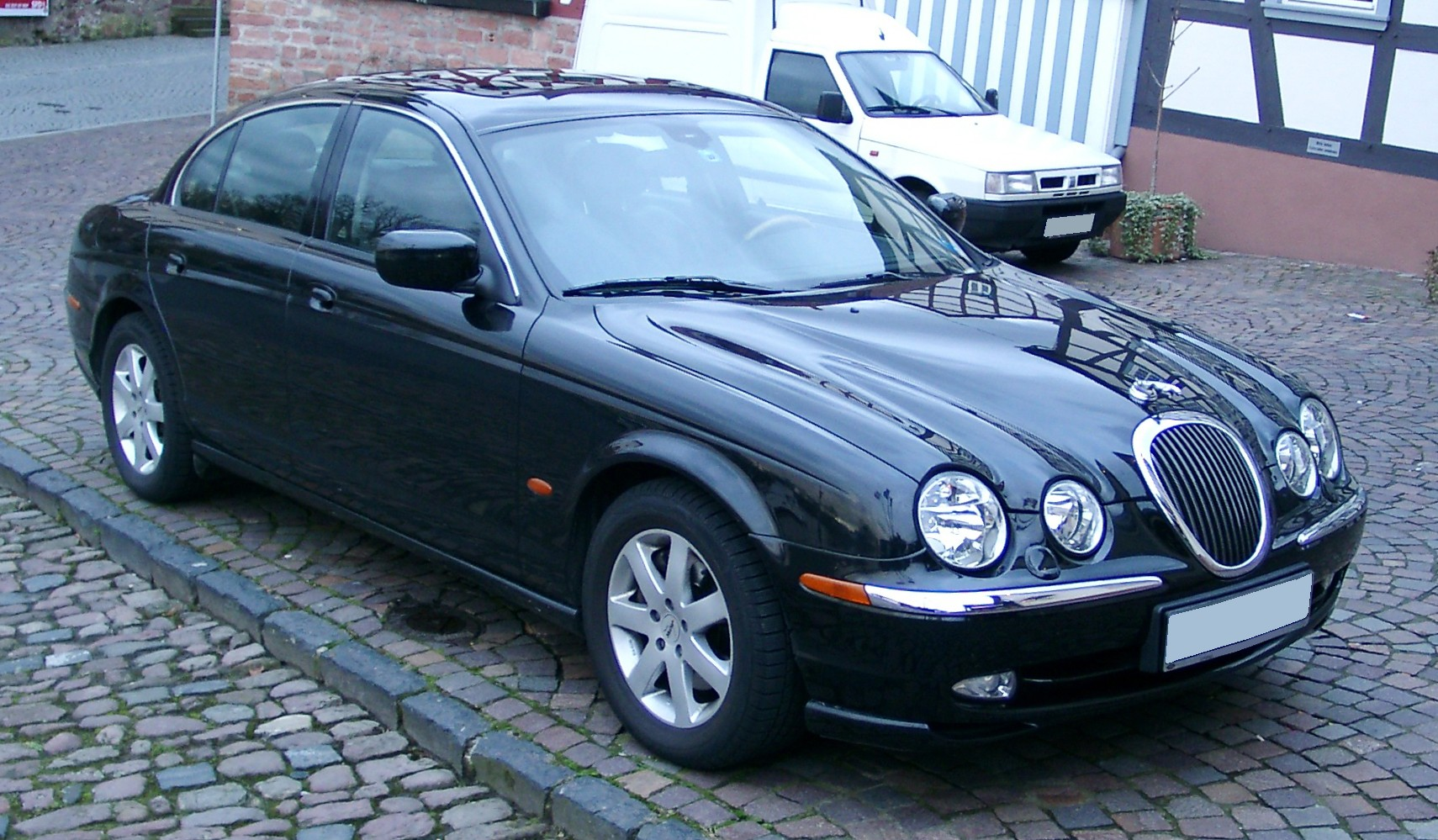 Jaguar S Type 2007 Photo 1
